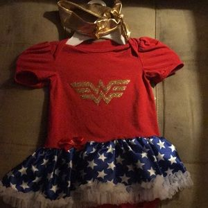 Other - Wonderwoman onesie